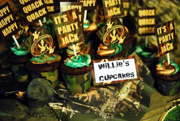 duck dynasty party supplies | Duck Dynasty Themed Party via Kara's Party Ideas | Kara'sPartyIdeas ...
