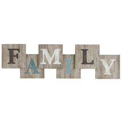 Family Wall Decor