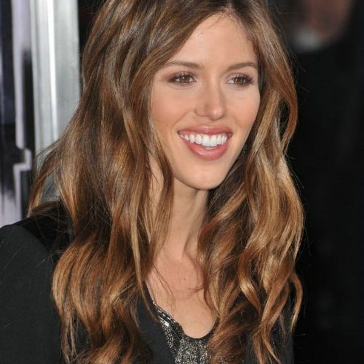 Best Hair Colors For Brown Eyes And