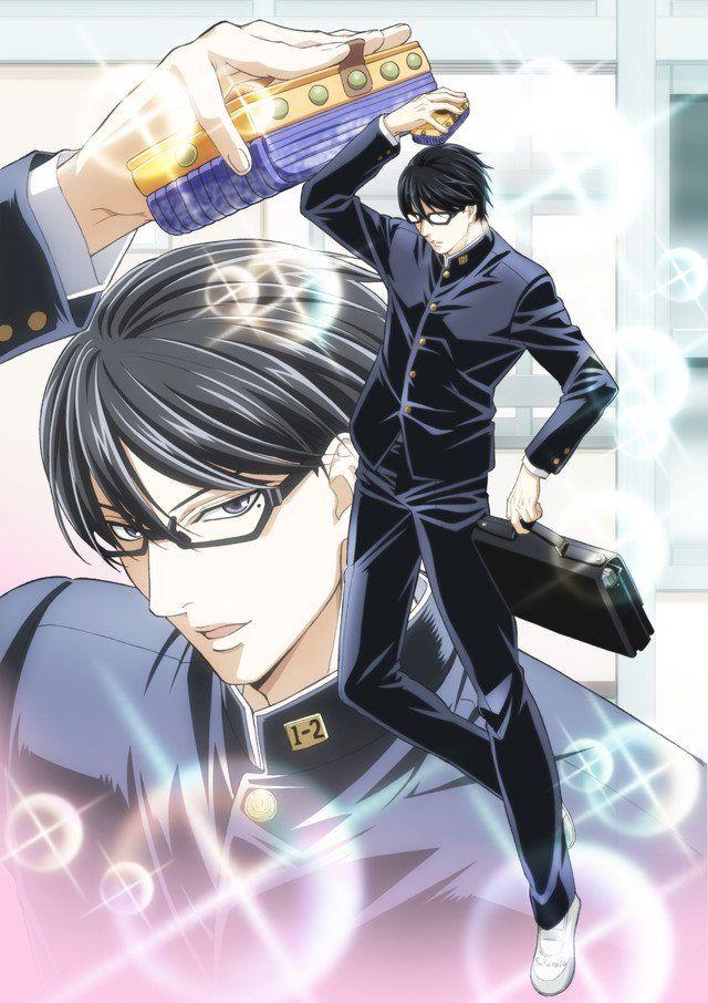 [NEW ANIME] Bestselling comedy manga, 'Haven't You Heard? I'm Sakamoto' gets a TV anime - http://sgcafe.com/2016/01/new-anime-bestselling-comedy-manga-havent-you-heard-im-sakamoto-gets-a-tv-anime/