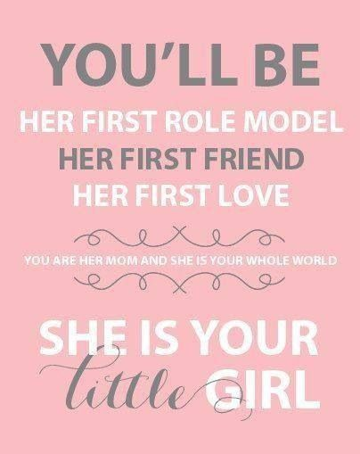 Mommys Little Girl Quotes. QuotesGram