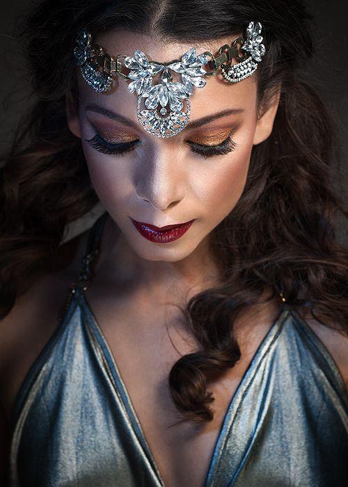 www.lillymeetslolamakeup.com www.sylwiamakris.com www.dollys-world-of-make-up.com   Photo: Sylwia Makris - Fine Art Photography Model: Amiena Zylla Make-up/Styling: DOLLY's World of Make-up Makeup Director: Dolly