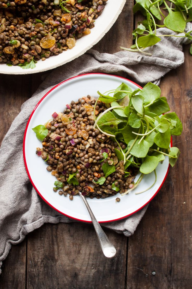 Sarah Britton's Best (Ever) French Lentil Salad | in pursuit of more