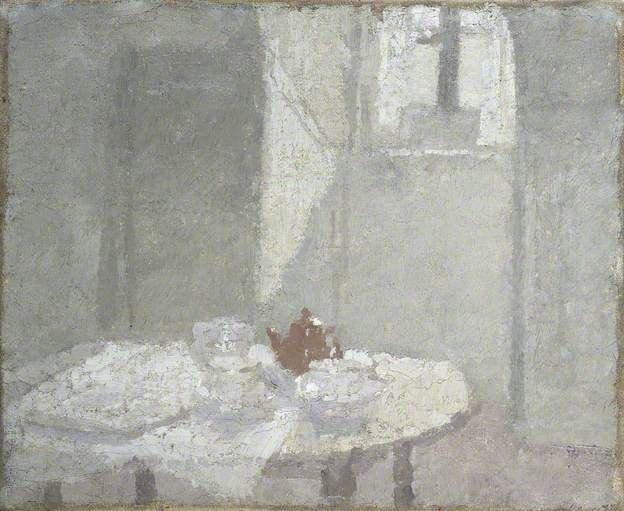◇ Artful Interiors ◇ paintings of beautiful rooms - Interior - Gwen John 1924