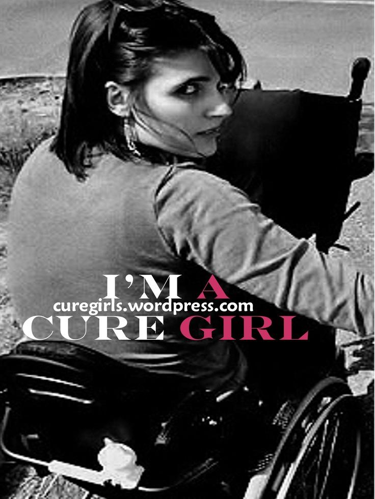 I'm a Cure Girl - Blog: curegirls.wordpress.com