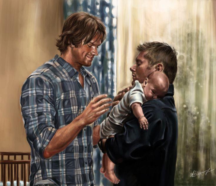 Dean Winchester X Sam Winchester