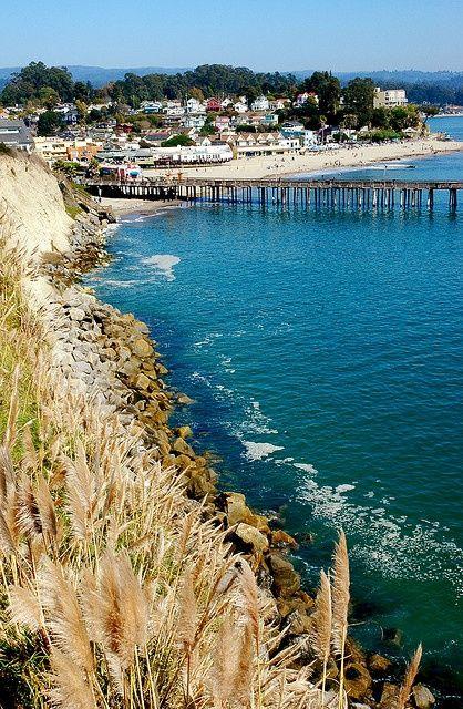 Santa Cruz, California.  Lovely