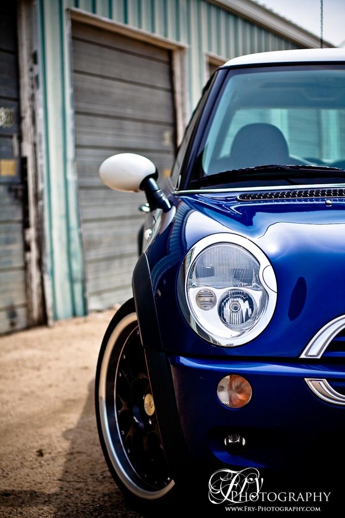 2003 Mini Cooper S, #FryMoto