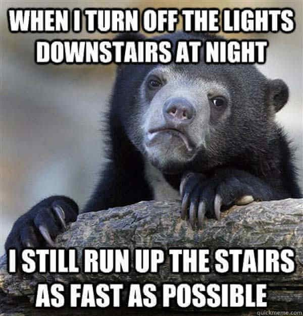 http://theawesomedaily.com/35-confession-bear-meme-pictures/ #meme #quotes #bear