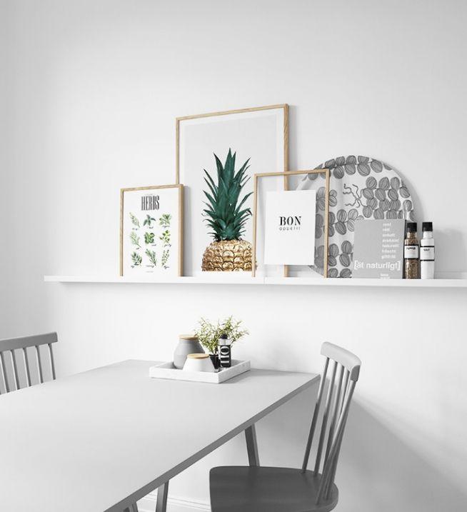 Die Besten 25+ Poster Küche Ideen Auf Pinterest | Küche Worte