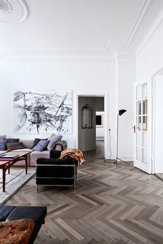 Visit | A Copenhagen flat - French By Design