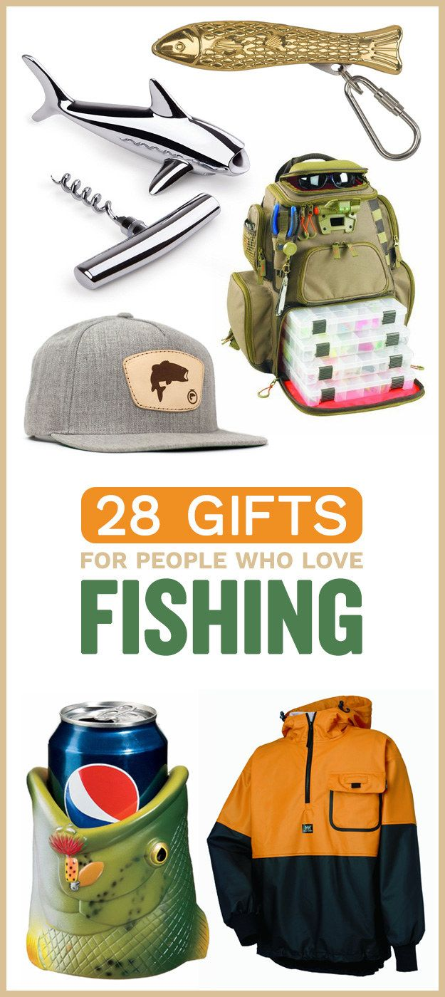 Best 25 fishing gifts ideas on pinterest birthday gifts for Gifts for fishing lovers