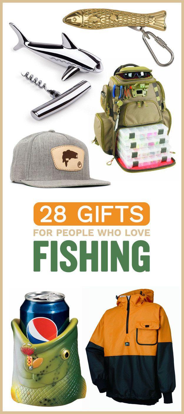 Best 25 fishing gifts ideas on pinterest birthday gifts for Gift ideas for fishing lovers