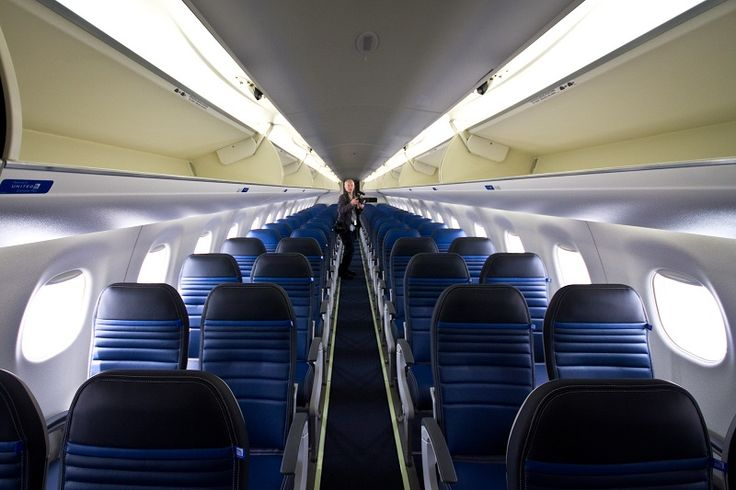 Flyers Love-Hate Cheap Fares and 7 Other Aviation Trends This Week  United Airlines CFO Andrew Levy said as many as 40 percent of economy class customers are buying a new no-frills fare. Pictured here are economy seats on a United Express plane. United Airlines  Skift Take: This week we had airline loyalty on the brain. Most airlines are slashing loyalty perks except for the ultra-elite. Redeeming miles has never been so crazy and elusive.   Sarah Enelow  Throughout the week we post dozens…