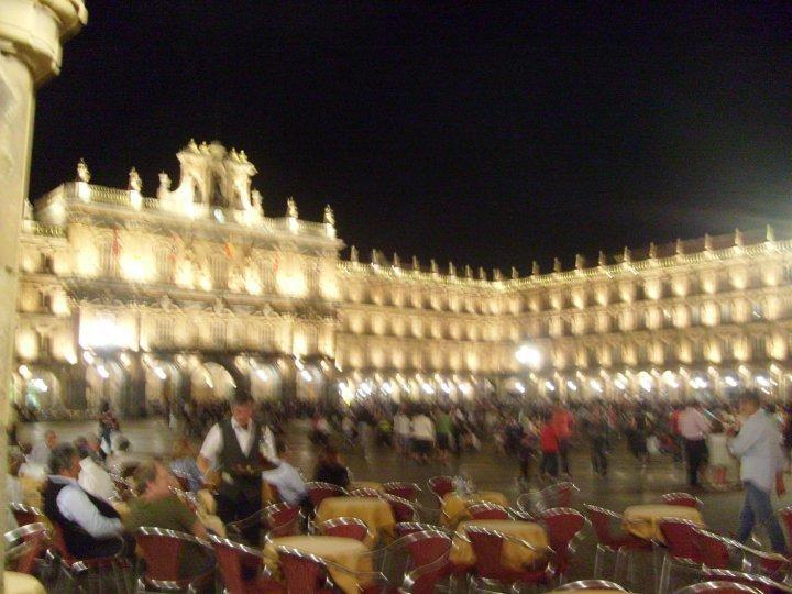 nightlife...(Salamanca 2010)