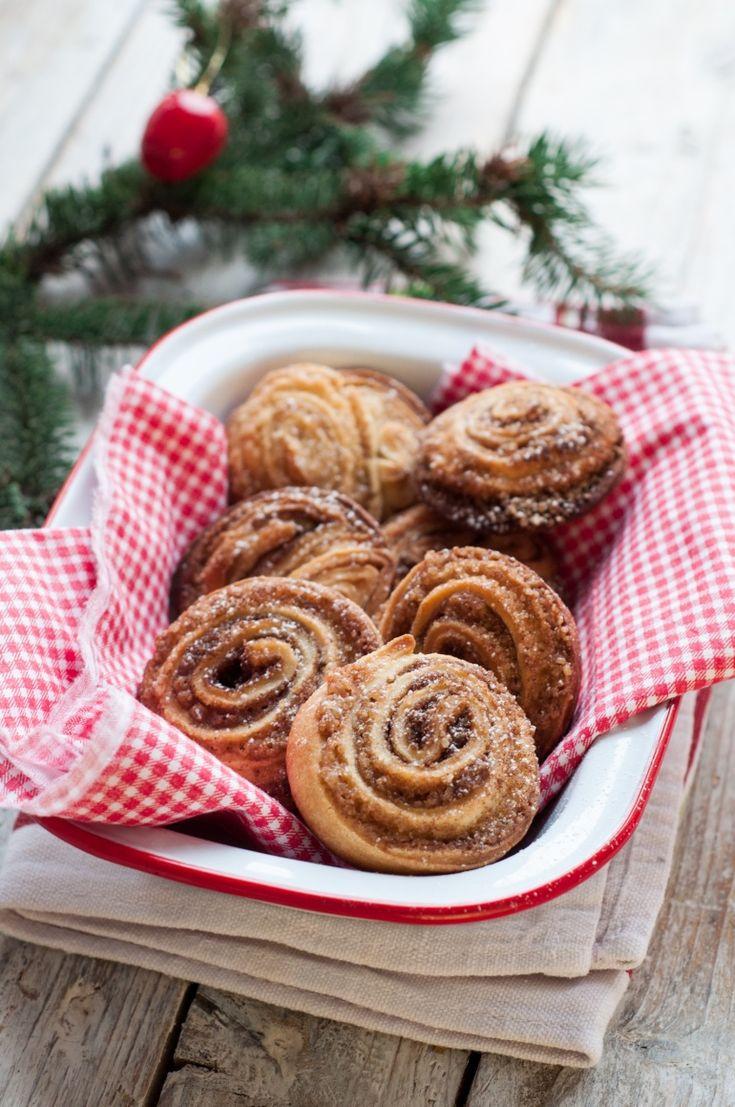 cynamonowe zawijane ciasteczka