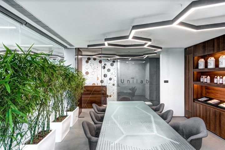 Unilab Workspace By Sav Architecture Design Mumbai India With Images
