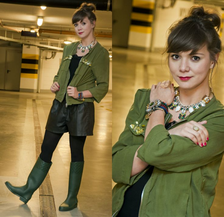 www.asibella.blog.com  Military style with sparkle