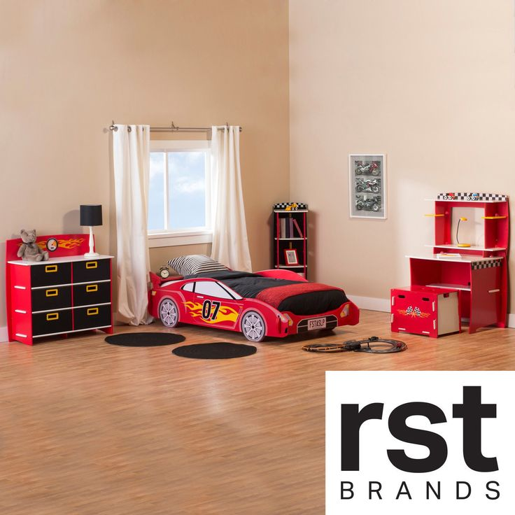 Lovely Car Bedroom Set · Bedroom In A BoxKids ...