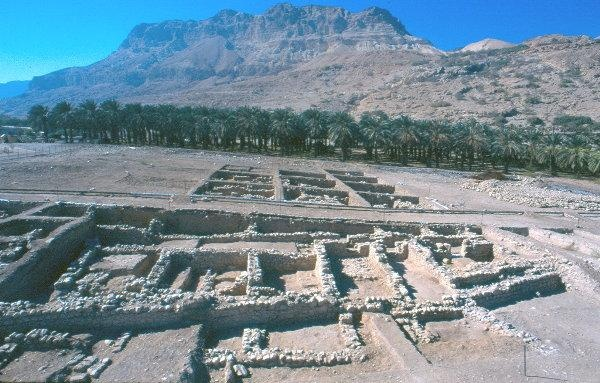 The indigenous Jewish town of Ein Gedi was an important source of balsam for the Greco-Roman world until its destruction by Byzantine emperor Justinian. The town was rebuilt numerous times throughout the ages until Islamic conquest in the 6th century.  The location has been occupied for over 3,000 years.