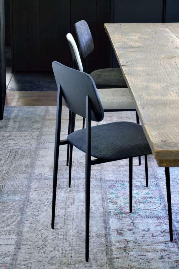 Loods 5 Design Stoelen.Dc Dining Chair Stoelen Loods 5 In 2020 Eetkamerstoelen