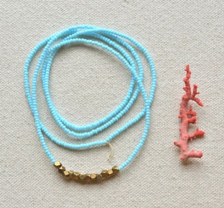 Tumble Necklace