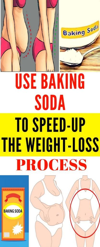 USE BAKING SODA TO SPEED-UP THE WEIGHT-LOSS PROCESS DIET - that 4