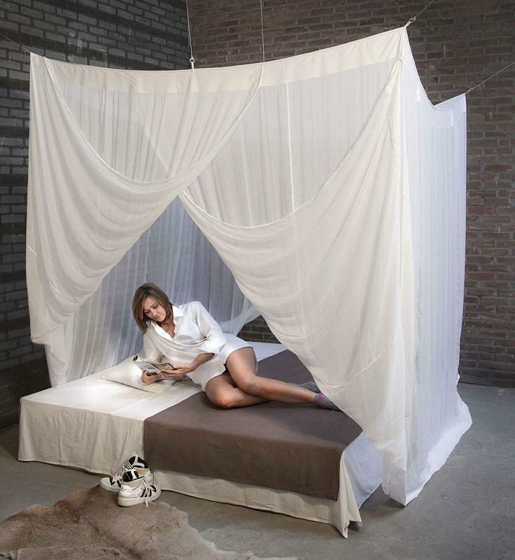Image result for Klamboe Mosquito Net Canopy