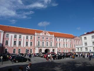 20 Août 2012 - 21e anniversaire de la 2e indépendance  -  Estonie