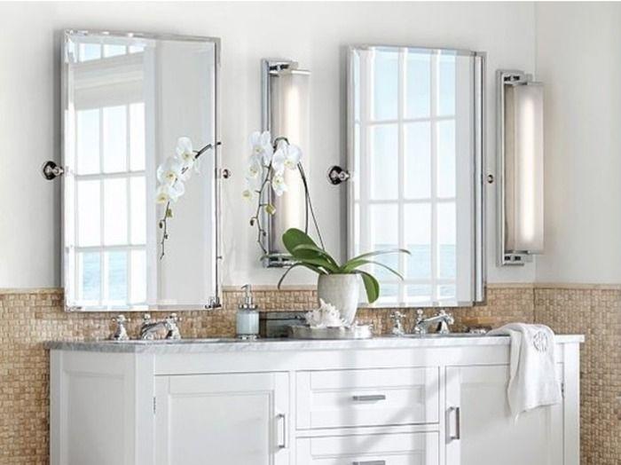 Как избавиться от запотевания зеркал в ванной комнате