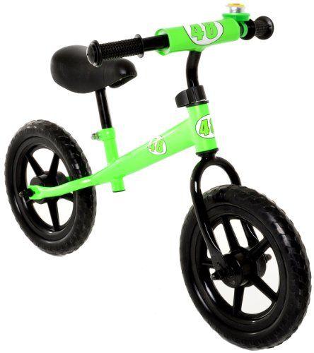 Vilano No Pedal Push Balance Bicycle for Children, Green - http://www.bicyclestoredirect.com/vilano-no-pedal-push-balance-bicycle-for-children-green/