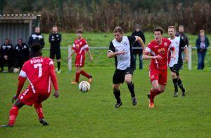 West Didsbury & Chorlton 2-2 AFC Liverpool