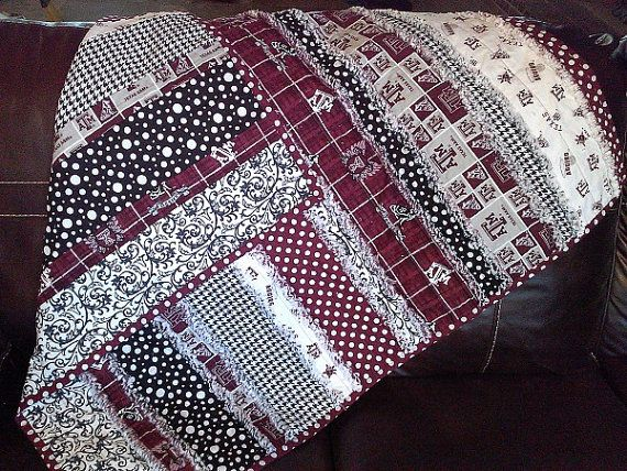 60 Best Images About Aggie Blankets Quilts Or Pillows On
