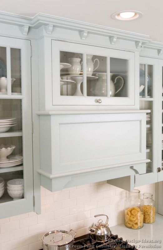 Victorian Kitchen Cabinets #10 (Crown Point.com, Kitchen Design