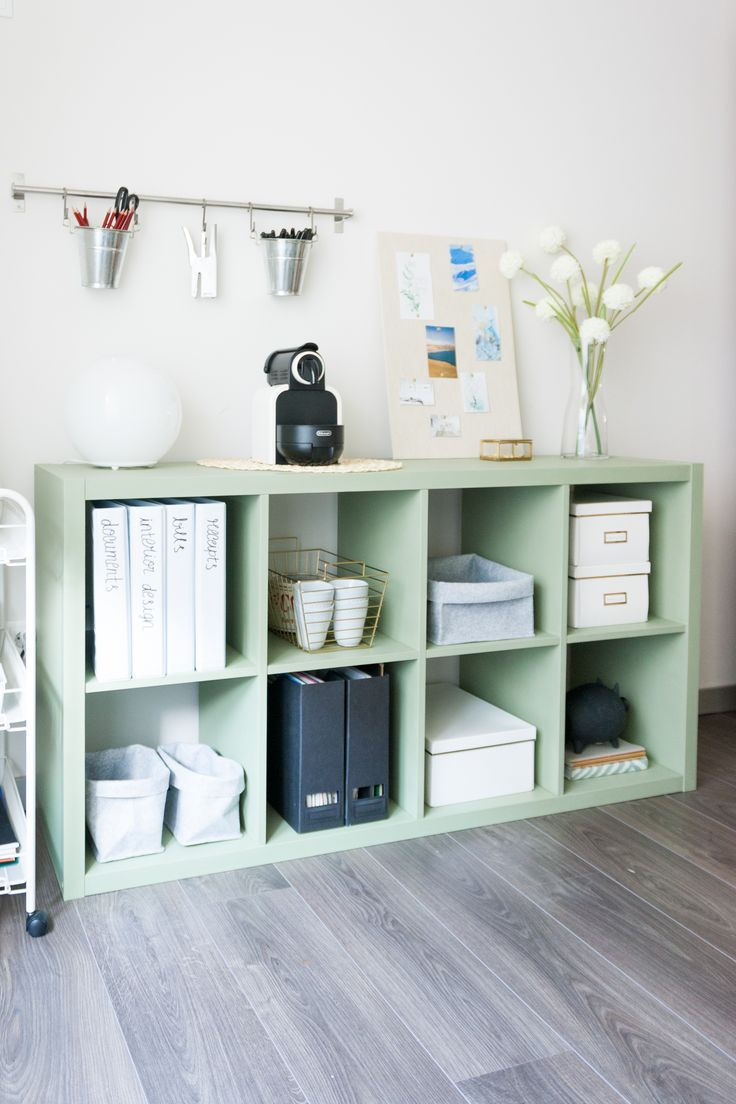 Office restyling on a budget