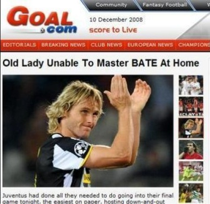 Poor old lady.   From: Most Inadvertently Sexual Sports News Headlines   Jockular