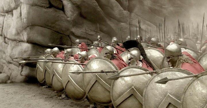 300. Spartans