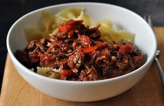 Winter Recipe: Rich and Meaty Lamb Ragù