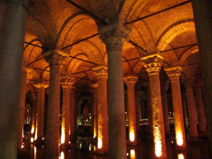 #istanbul ancient cisterna