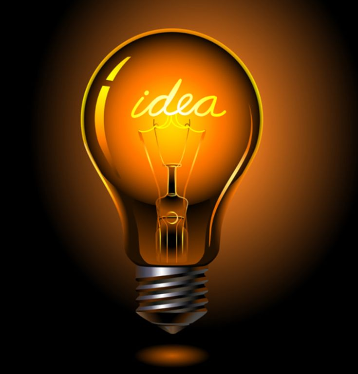 Amazing Light Bulb Idea
