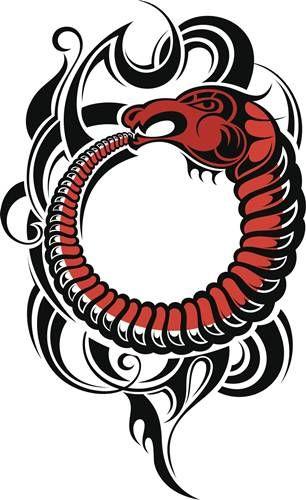 39 best fire snake tattoo images on pinterest fire snake snake and snake tattoo. Black Bedroom Furniture Sets. Home Design Ideas