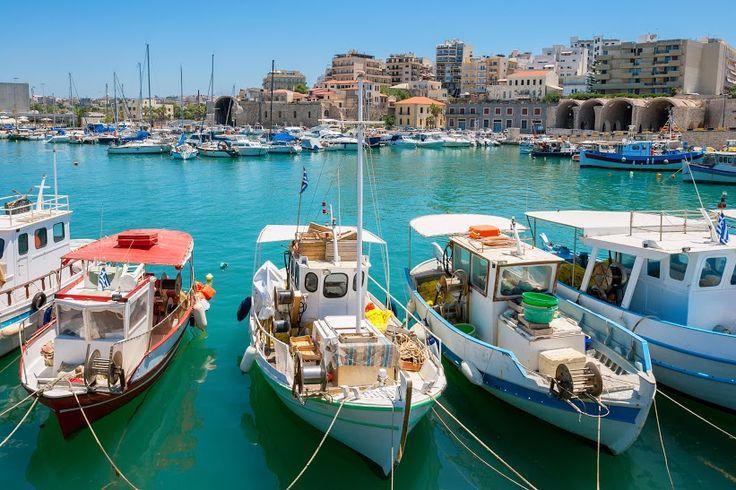 #Heraklion #Grecia #Viaja con #Despegar #turismo #trip #travel