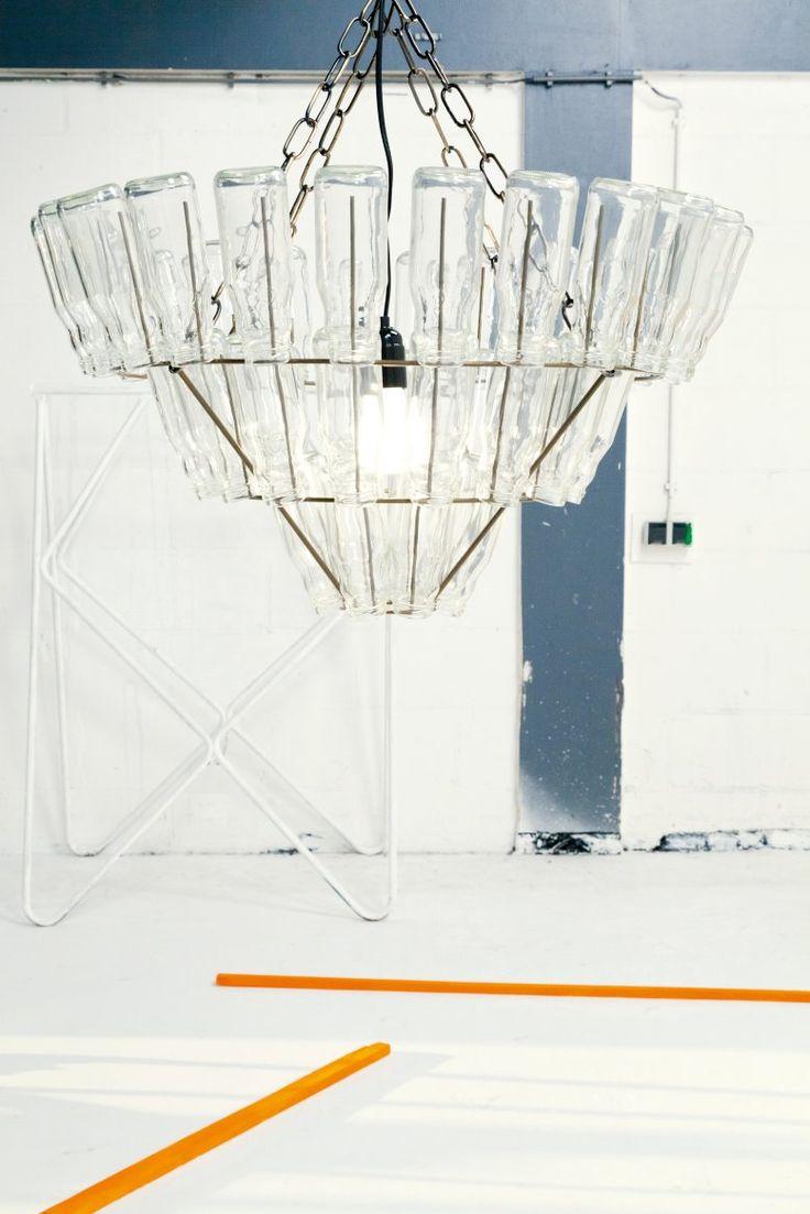 120 best leitmotiv designlampen images on pinterest chaise lounges leitmotiv bottle chandelier large arubaitofo Image collections