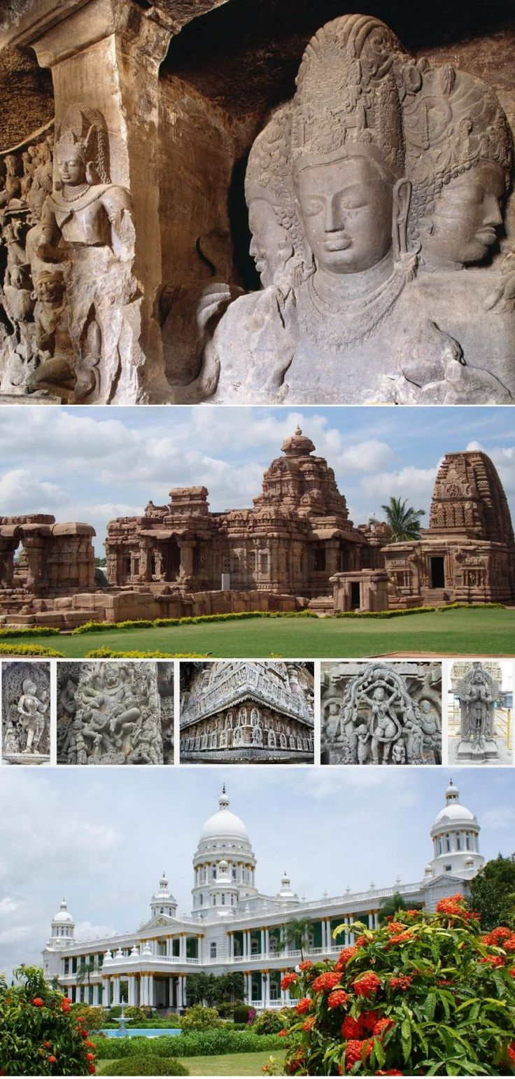 South India Tour 12n/13d - Tours From Delhi - Custom made Private Guided Tours in India - http://toursfromdelhi.com/south-india-tour-package-12n13d-mumbai-hyderabad-bijapur-badami-hospet-hassan-mysore-bangalore/