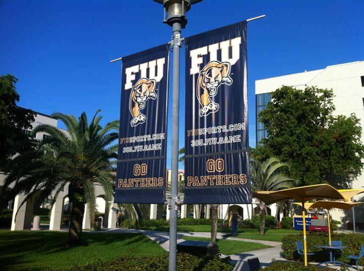 Florida International University in Miami, FL