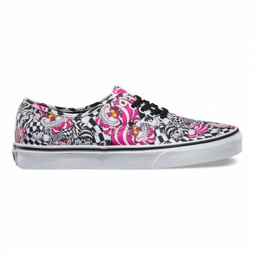 Vans Chaussures Authentic Disney Cheshire Cat/black prix Baskets Femme Vans 75,00 €