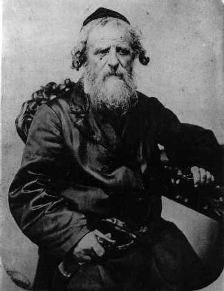 Russian Rabbi Adolf Jonas Rabbi In Russia Under