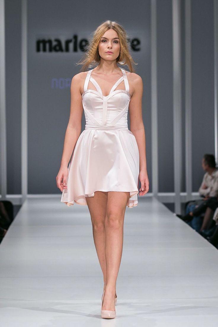 Nora Sarman / Dress Britney / Marie Claire Fashion Days