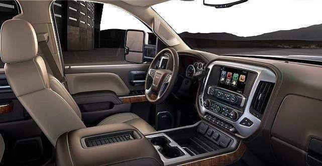 2020 Sierra Hd Denali Interior And Price Info 2019 Trucks New And Future Pickup Trucks In 2020 Gmc Sierra Chevrolet Silverado 1500 New Cars