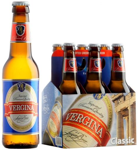 Vergina Lager 6pack